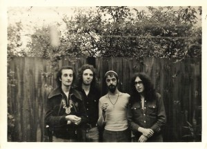 Dando Shaft two 1971. Martin Jenkins, Ted Kay, Bill Bones, Roger Williamson