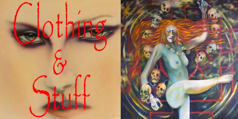 clothing and stuff banner