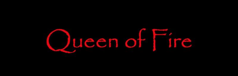 Queen of Fire Banner