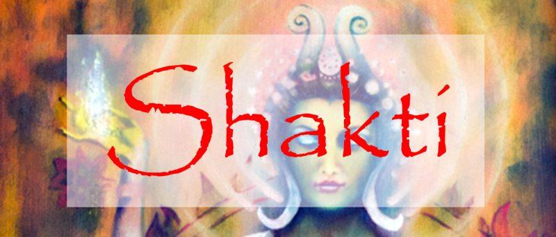 Goddess Shakti Goddess Shakti whose consort is Shiva. Shakti