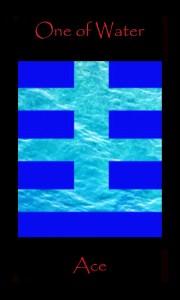 tarot ace water