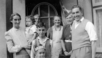 family group July 1948