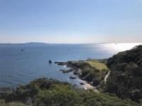 観音崎灯台からの絶景