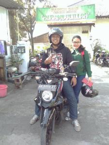 sewa motor dekat stasiun tugu