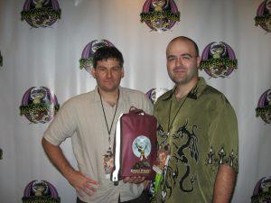 2009 DragonCon Bill Ward & JMW