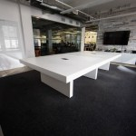 Flashtalking Roguebuilt - Corian conference table