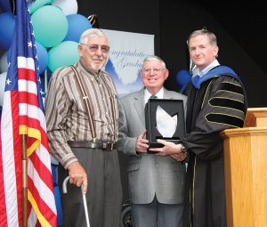 Morris Family Foundation wins RCC Outstanding Citizen award