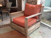 Belvedere Outdoor Lounge Chair Plans   RH Knock-Off