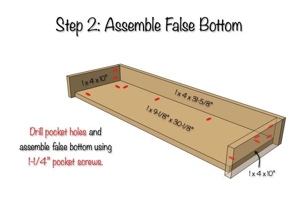 Diy Secret Floating Shelf - Free Plans Rogue Engineer