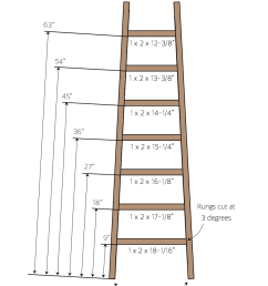 advent ladder assembly instructions [ 850 x 1059 Pixel ]