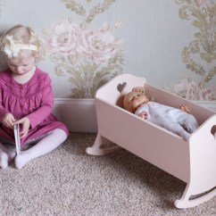 Wooden Rocking Chair Plans Student Desk And Combo American Girl Doll Cradle { Free Diy } Rogue Engineer