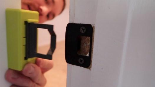 Replacing an interior door 13
