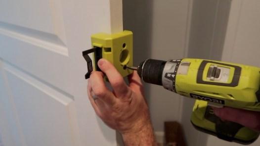 Replacing an interior door 14