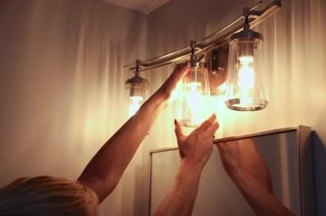 Vintage Lighting - Our First Flip 10