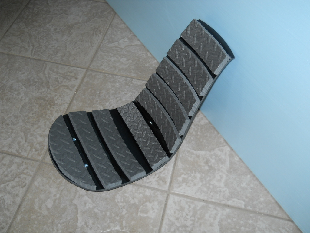 pads for chair legs office repair parts a different approach to the seat | building groundhugger xr2 hp recumbent bicycle