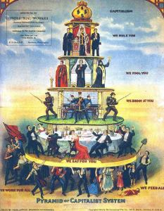 THE FEUDAL SYSTEM: SAME AS IT EVER WAS, SAME AS IT EVER WAS.