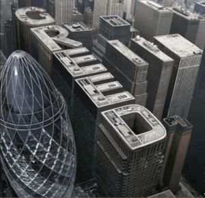 CITY OF LONDON: THE HEART AT THE ROTTEN LAIR OF THE PSYCHOPATHIC BANKSTER.