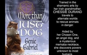 Angel Dogs, Stargates, Alternate Worlds