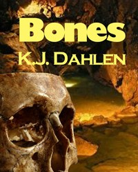 Bones, murder coupled with suspense