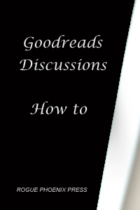 Discussions Goodreads shelves start