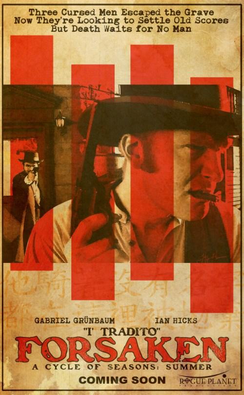 Movie Poster Mockup: Photography, Photo Illustration, Graphic Design