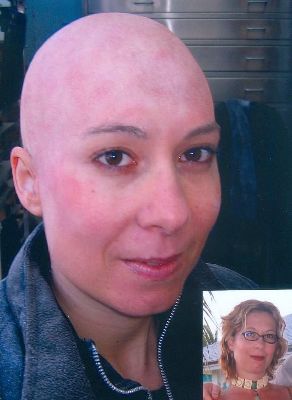 Generic Latex Bald Cap