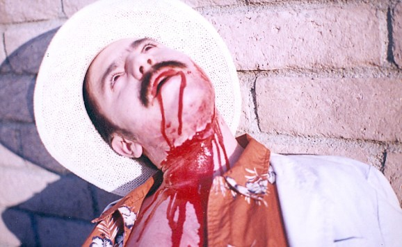 Foamed latex Colombian Necktie from Rogue Planet Laboratories' Continuity FX, available at authorized retailers.
