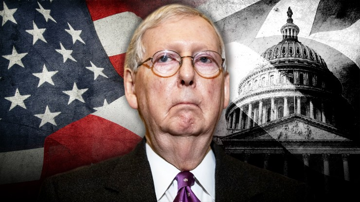 Democrats Block Stimulus Bill Republicans Self Quarantine