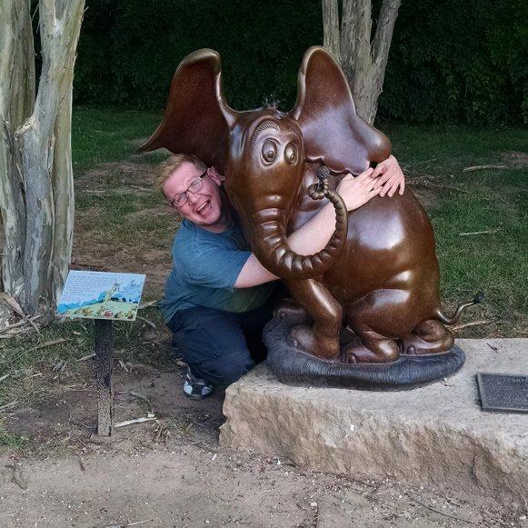 Horton Hears a Who in Abilene, TX
