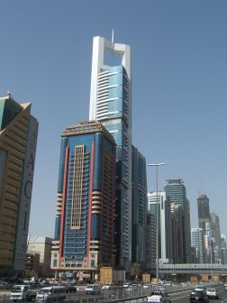 Dubai's architecture is ever-changing, and since Roguetrippers were there in March 2009, there has already been so much change in the appearance of the landscape and skyline.