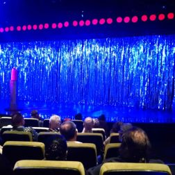 "World-class entertainment on board cruise ships can include broadway productions like ""Priscilla: Queen of the Desert"" the musical."