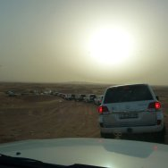 Taking a desert safari should be top of your must-do list when you visit Dubai.