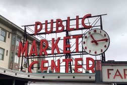 Roguetrippers loved visiting the Pike Place Market in 2015