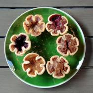 Butter tarts from Strom's Farm and Bakery in Guelph Ontario