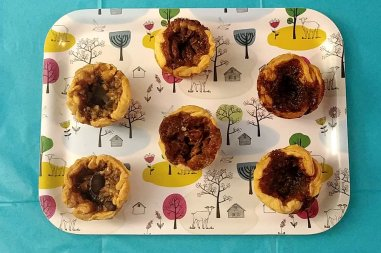 13th Street Winery took Roguetrippers to butter tart heaven for the ButterTartQuest