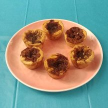 Butter tarts from 13th Street Winery and Bakery