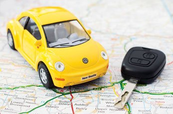 GPS and Maps are a great way to get where you are going on a road trip