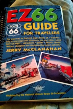 Guidebooks help you find the fun roadside attractions on a road trip