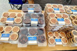 Roguetrippers have visited the Midland butter tart festival several times
