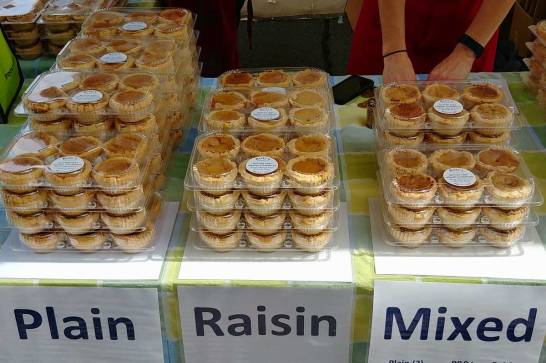 Butter Tarts at Midland festival