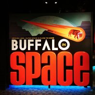 Space Exhibit at the Buffalo Museum of science