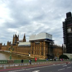 London Parliament building and Big Ben