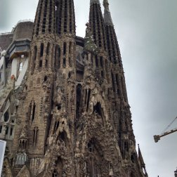 Basillica Sagrada Familia