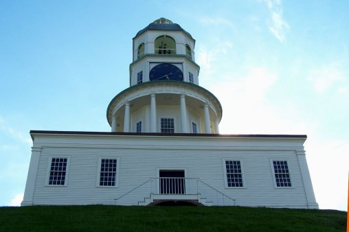 Halifax-Citadel-clock-tower