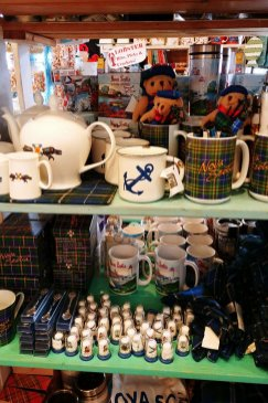 Nova Scotia Souvenirs and collectibles