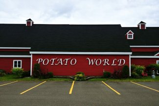 Potato World is an unusual Museums