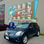 Roguetrippers drive the Nissan Rogue to Unusual Museums
