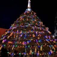Nova-Scotia-Christmas-lobster-trap-tree