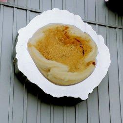 Giant Buttertart sign Dee's Bakery