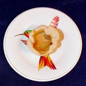 Raisin Butter Tart at Dees Bakery